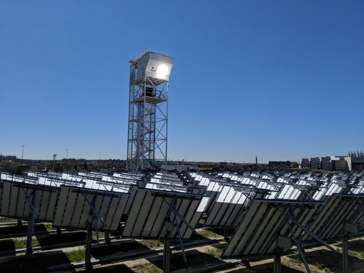 Солнечная энергия может стать катализатором серьезной модернизации синтетического топлива