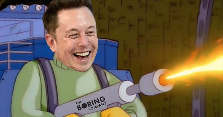 Elon Musk Admits to Being Simpsons' Supervillain Hank Scorpio on Twitter