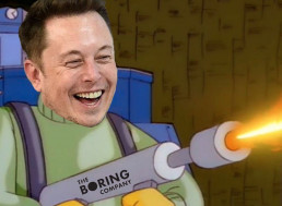 Elon Musk Admits to Being Simpsons' Supervillain Hank Scorpio on Twitter