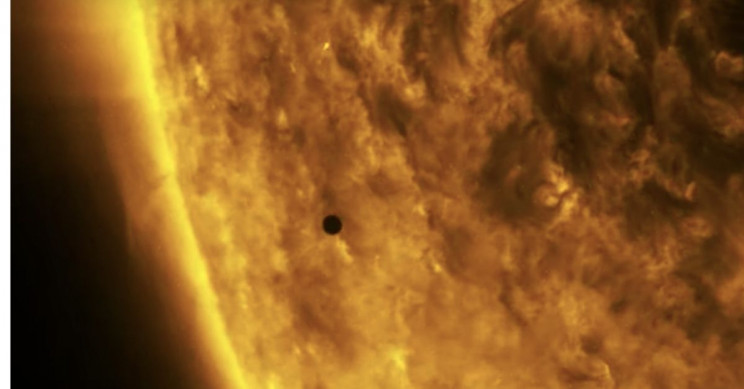 Mercury Will Transit the Sun Today and You Shouldn't Miss It