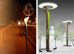 7 Innovative Street Lighting Designs of the Future