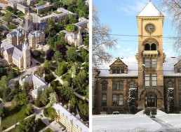 5+ of The Most Amazing College Campuses in America