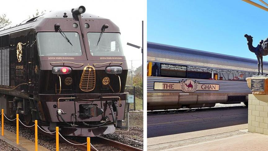 5+ of the World's Most Impressive Train Journeys