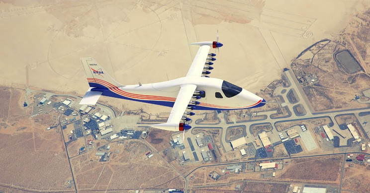 NASA Edges Closer to First Flight of All-Electric X-57 Plane
