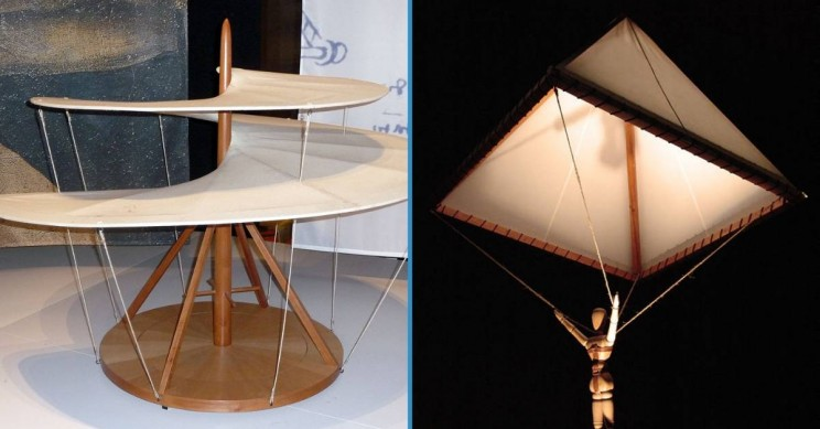 Genius Inspired by Nature: The Inventions of Leonardo da Vinci