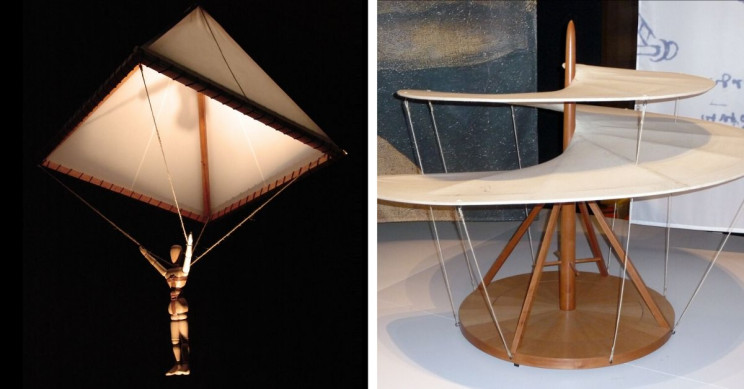 The Inventions of Leonardo da Vinci, Genius Inspired by Nature