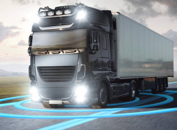 Autonomous Truck Successfully Completes Three Day Cross-Country Butter Delivery