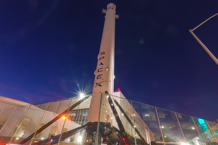 SpaceX to Become the Largest Satellite Operator With Nighttime Launch