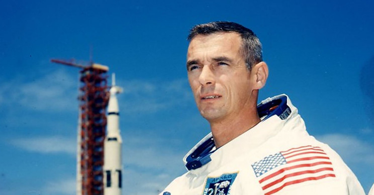 "Eugene ""Gene"" Cernan: The Last Human Being to Walk on the Moon"