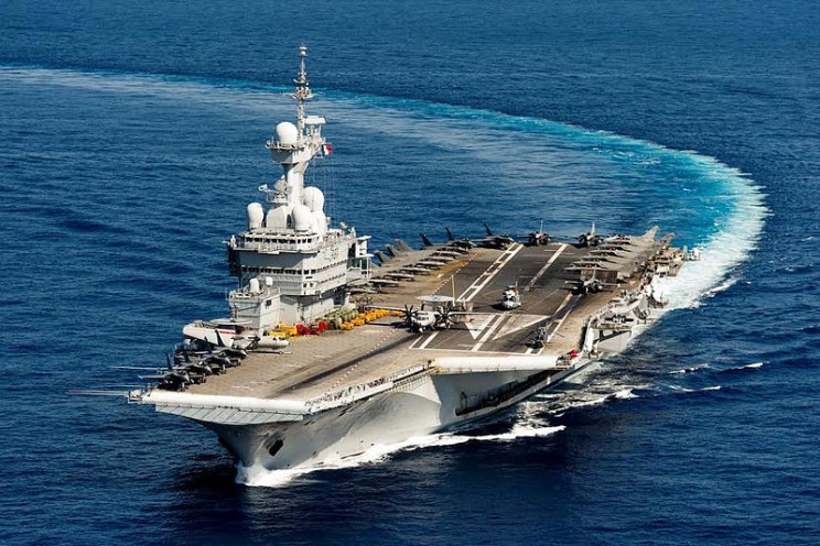aircraft carrier what are they