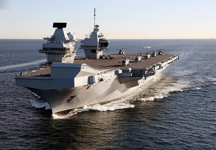 aircraft carrier queen elizabeth