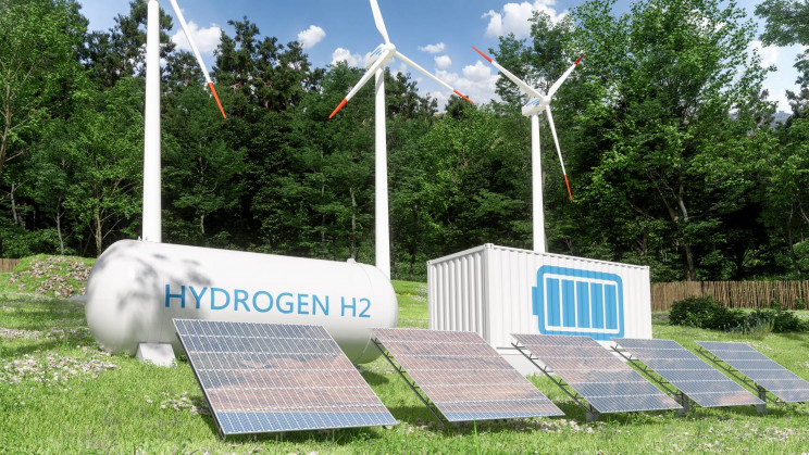 New Efficiency Record Set for Solar Hydrogen Production