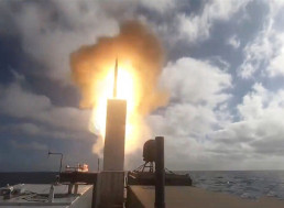 Watch the US Navy Fire a Missile With Unmanned 'Ghost Fleet' Ship