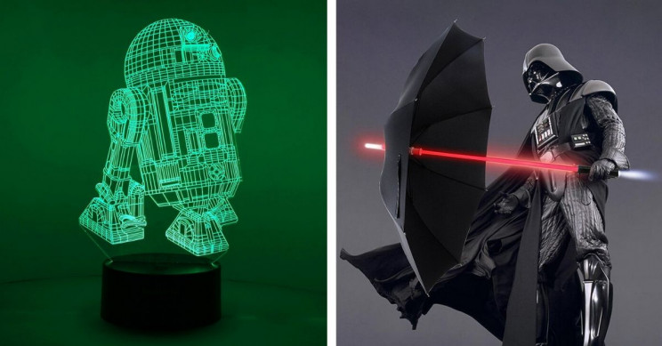9 Star Wars Products for All the Young Padawans Out There