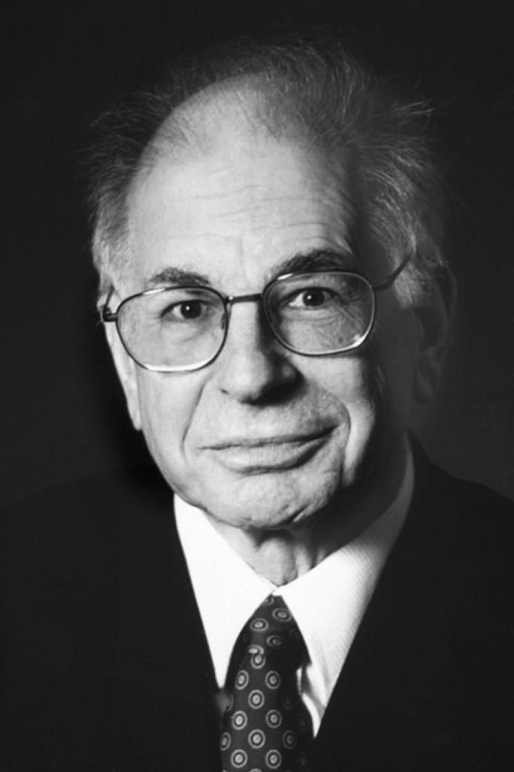 Daniel Kahneman face