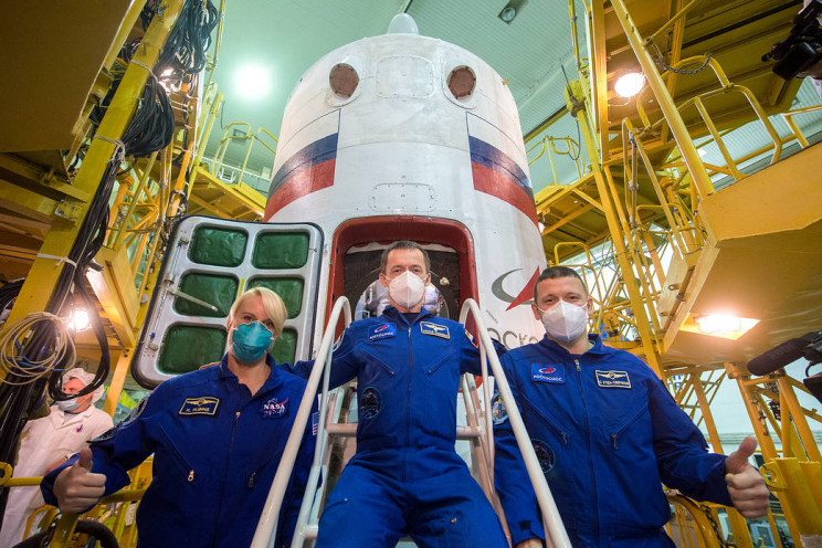 Crewed Soyuz MS-17 Launch To ISS Only Took 3 Hours