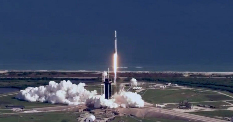 SpaceX Launches Upgraded Cargo Dragon 2 to ISS