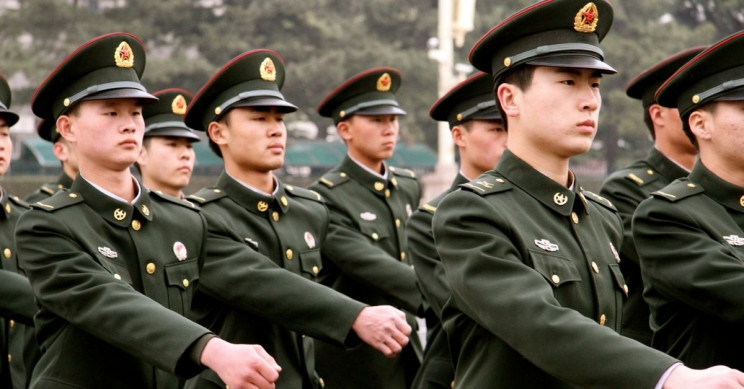 China is Creating Biologically Enhanced Super Soldiers, Says US Spy Chief