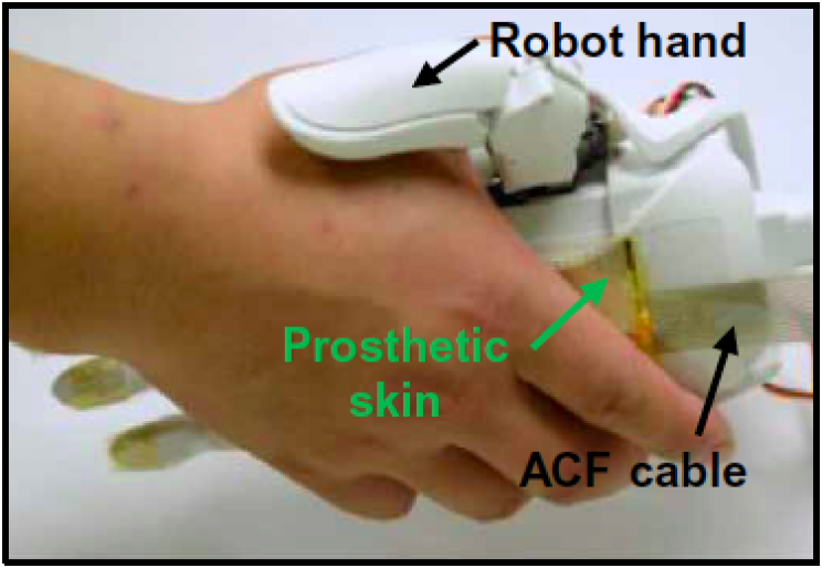 Wearable 'Second Skin' Device Could Facilitate Human to Machine Communication