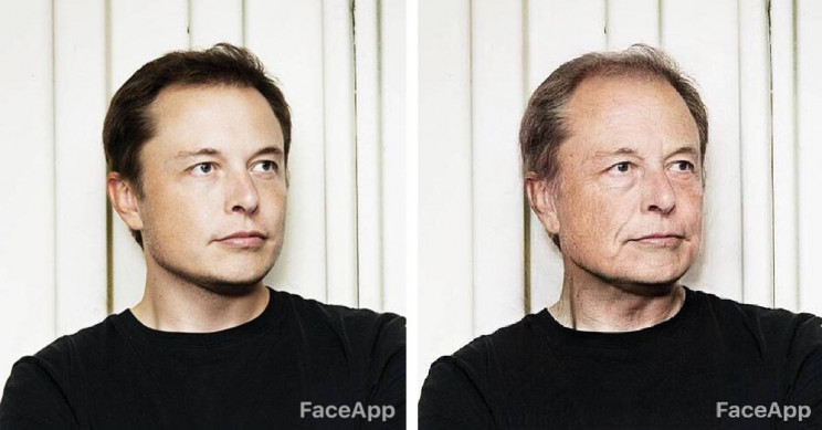 FaceApp Goes Viral with Dramatic Images of Our Future Selves