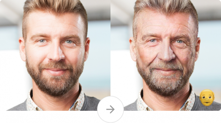 FaceApp Goes Viral with Celebrities Posting Images of Future Older Selves