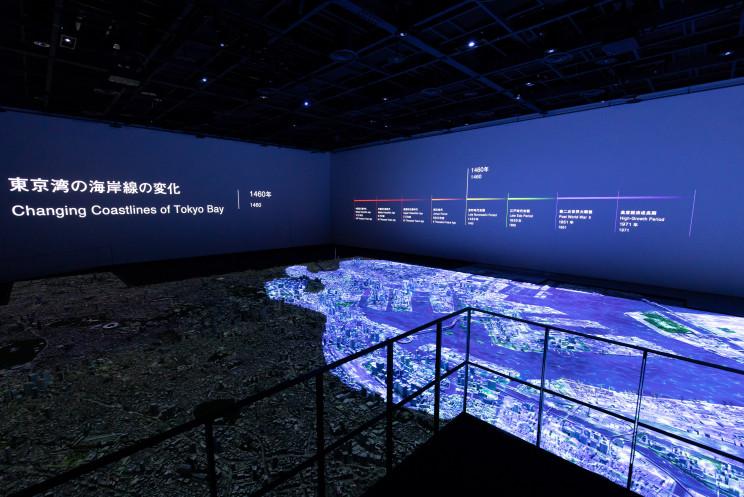 Tokyo Was Shrunk Into a Handmade Mini-Scale Model