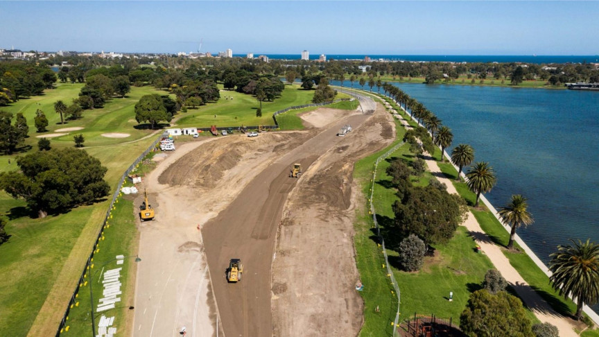 Formula 1 Just Got Faster With Tweaks to Melbourne's Albert Park Circuit