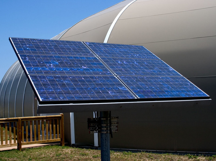 dark side of solar panels