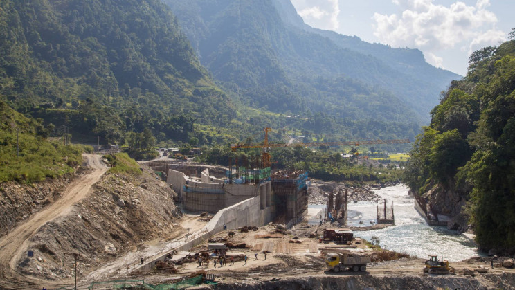 Can We Harness Himalayan Hydropower? Yes, But It's Risky