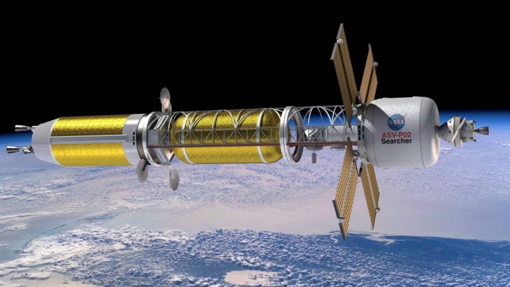 The DoD Wants Companies to Build Nuclear Propulsion Systems for Deep Space Missions