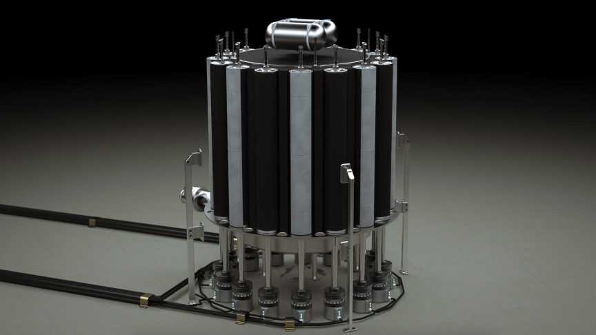 Ex-SpaceX Engineers Are Building a Cheap, Portable Nuclear Reactor