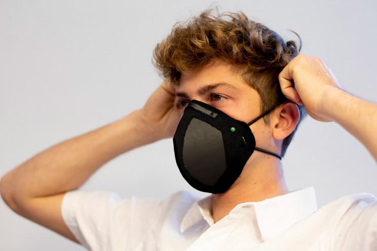 face masks g-volt