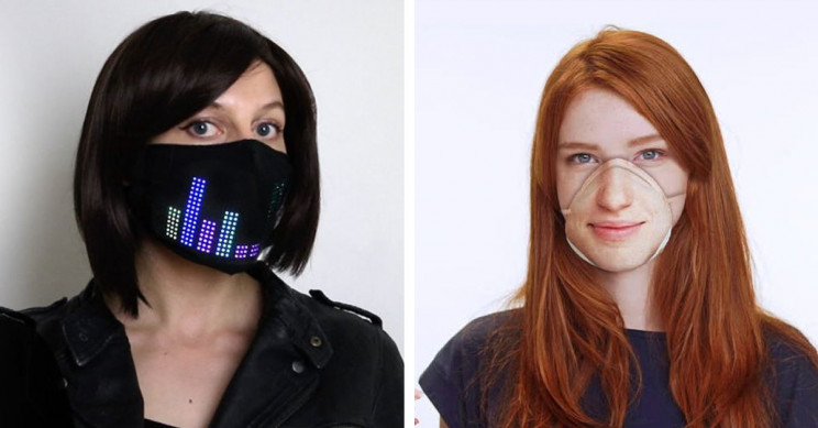 25 Innovative Examples of Face Masks and Face Shields