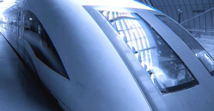 China Has Debuted 400-MPH 'Super Bullet' Maglev Train, Mass Transit Design