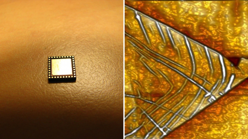 Physicists Create Microchip 100 Times Faster With Graphene | IE - Interesting Engineering