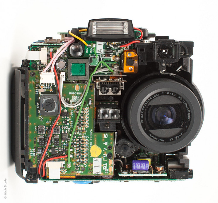 electrical inventions camera
