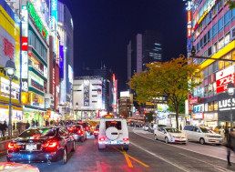 Up to 100 Driverless Cars Will Drive Around Tokyo Leading up to the Olympics