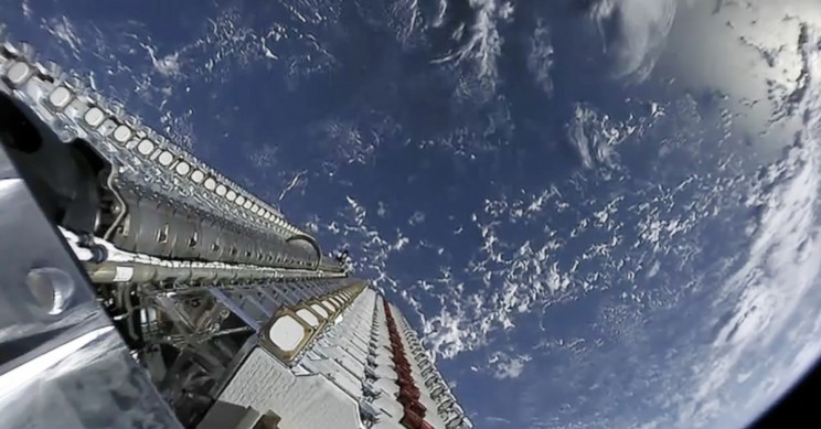This Tool Tells You When the Starlink Satellites Will Pass over Your City