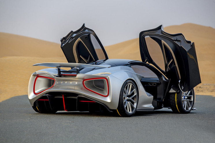 Lotus Sells All of Its 130 Electric Evija Hypercars Worth $2.65 Million Each