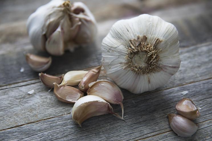 coronavirus garlic