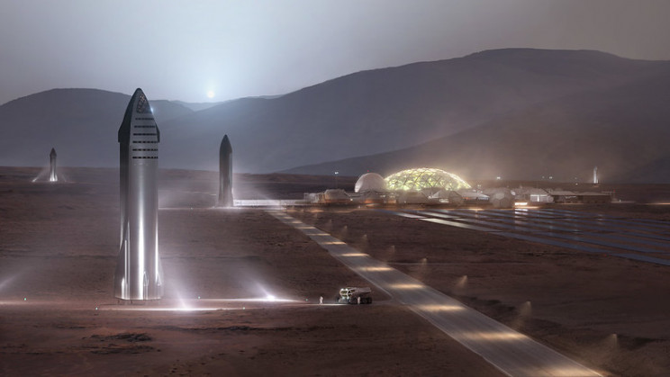 Destination Mars: 15 Incredible SpaceX Milestones, Past and Future