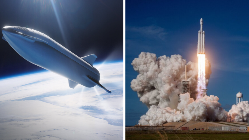 Destination Mars: 15 Incredible SpaceX Milestones, Past and Future - Interesting Engineering