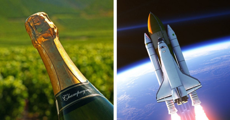 5 Things That Champagne Popping and Rocket Science Have in Common