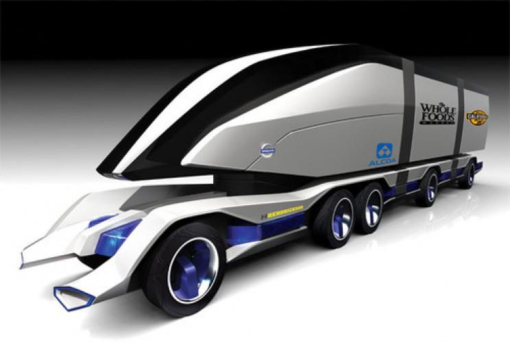 futuristic trucks ANT