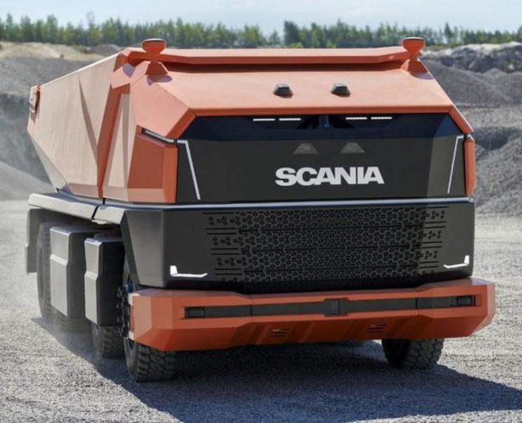 futuristic trucks axl