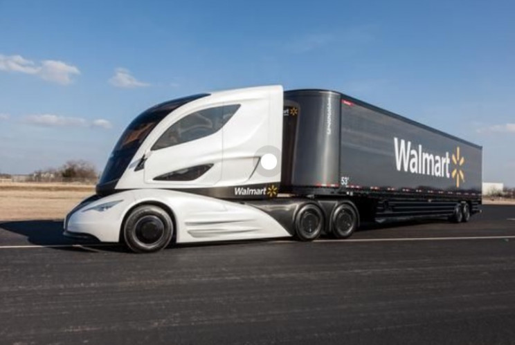 Interesting New Trucks,