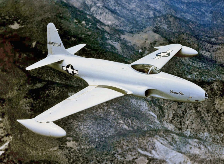 early jets P-80