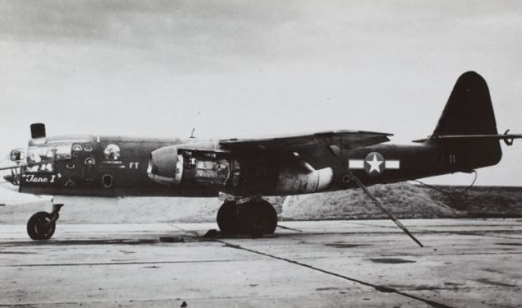 early jets arado 234