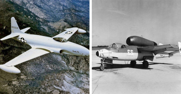 11 of the Coolest Jet Planes from the Early Days of the Jet Age