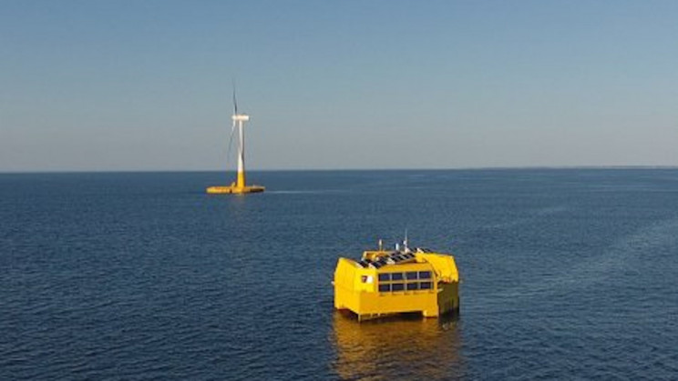 World's First Offshore Green Hydrogen Plant Built on French Coast